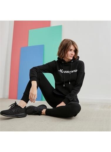MoonSports Sweatshirt Siyah